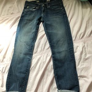 AG Jeans The Tomboy NWOT 26